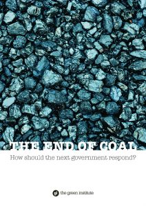 End of Coal Cover image