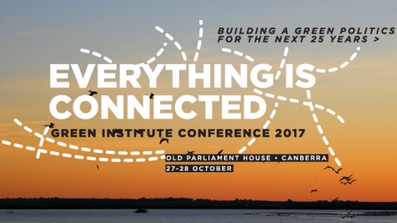 Everything Is Connected: Green Institute Conference