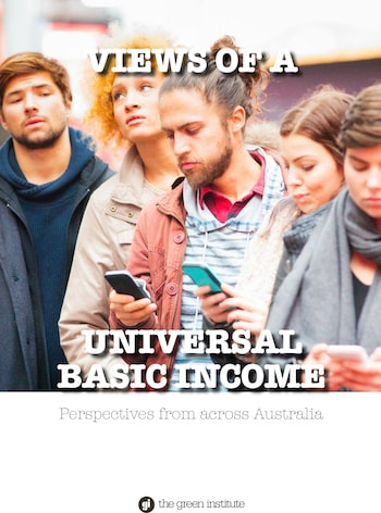 Universal Basic Income - UBI - Green Institute