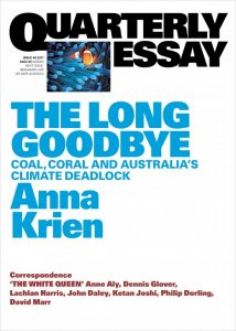 Quarterly Essay - The Long Goodbye