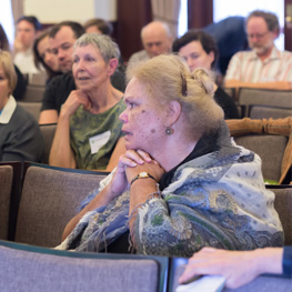 Green Institute Conference - Mary Graham - Audience