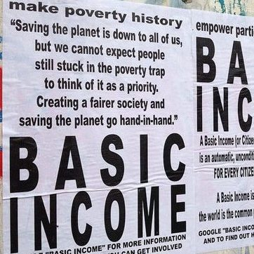 Green Institute - UBI - Universal Basic Income