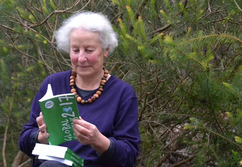 Think Global - EU Greens Webinar And Global Greens Book - Margaret Blakers