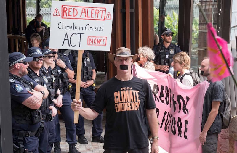 Just Ask Nicely: 24 Things You Can't Do When Campaigning For Climate Action