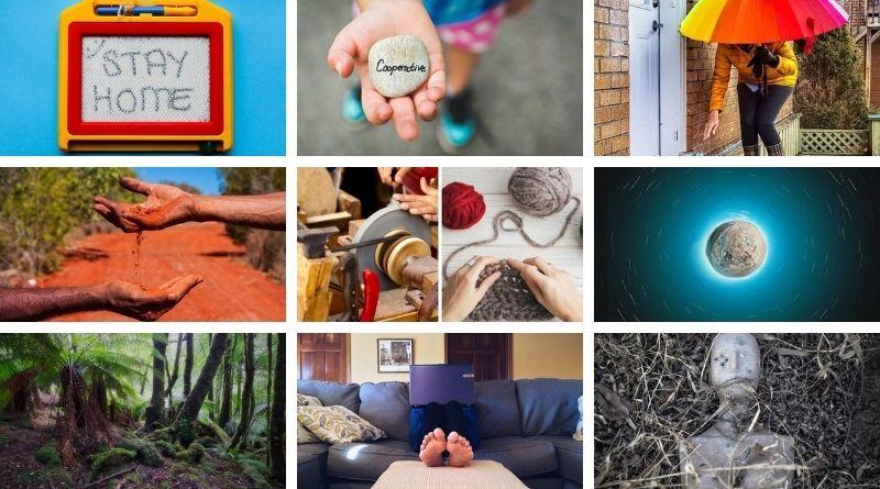 6 Months, 9 Webinars, 26 Speakers, Countless Ideas