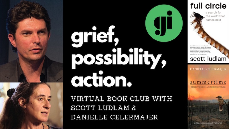 From Grief To Possibility To Action: Join Our Virtual Book Club