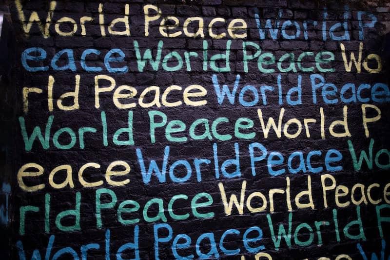 Exploring Green Politics And The Peace Pillar