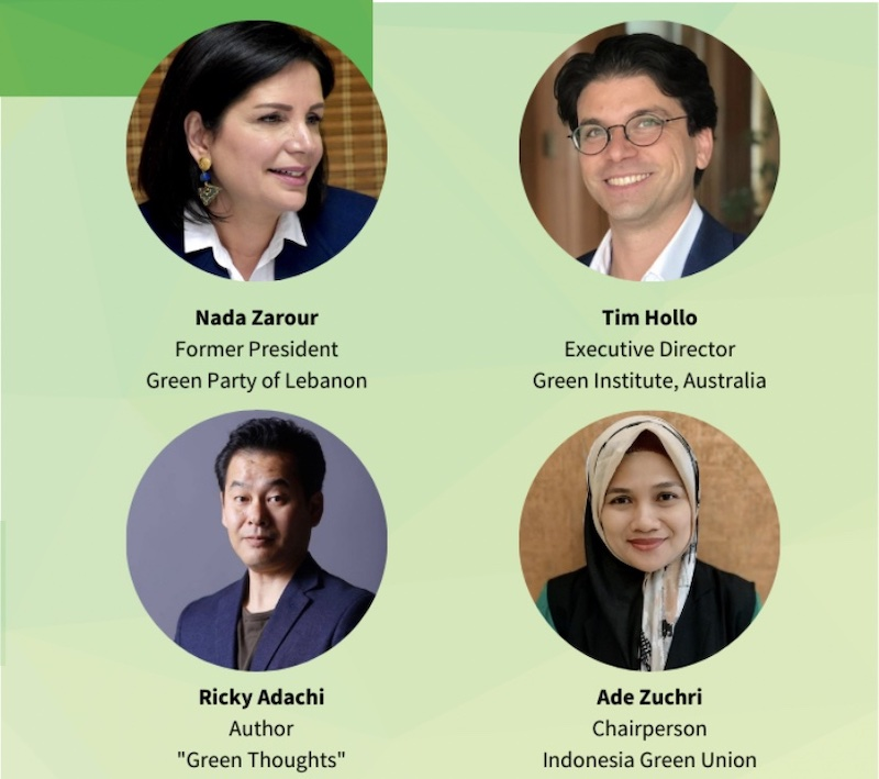 What Is Green Politics? Asia Pacific Greens Discussion Forum - APGN